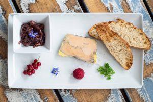 Elia-Kuhn-Photographe-Mai-2019-plat-couleur-jardin-Assiette-de-foie-gras-3-2